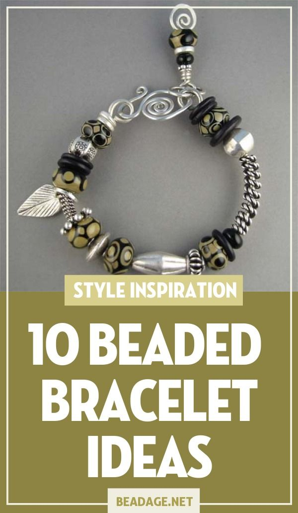 10 Sophisticated Beaded Bracelet Ideas To Make With Images