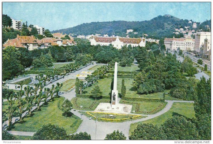 Brasov, Parcul Central, anii '70