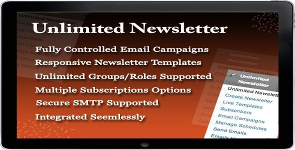 Unlimited Newsletter