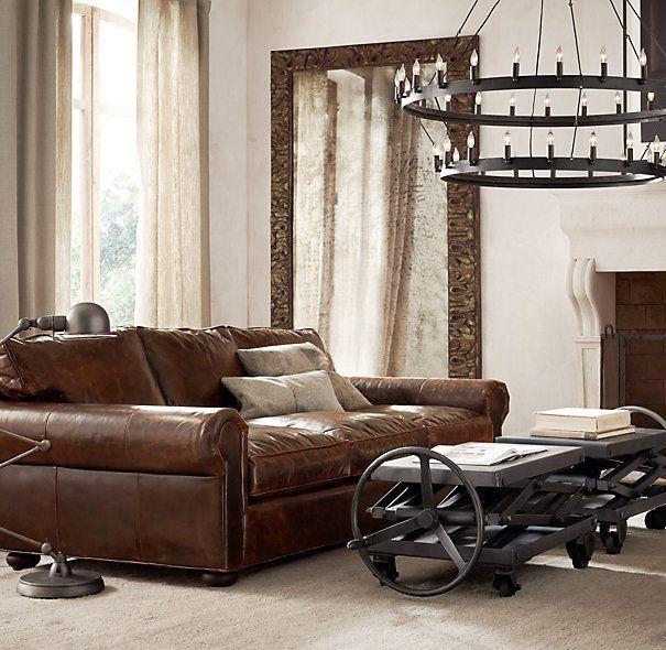 Reclining leather sofa #furniture #modern #lifestyle #design #ikea #pretty #follow #amazing #style #beautiful #lifehack