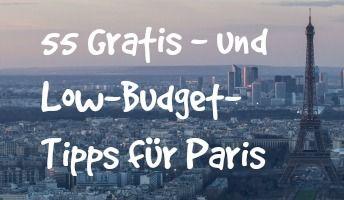 55 Gratis-Tipps für Paris: Sparen und trotzdem viel erleben. Gratis-Sightseeing…