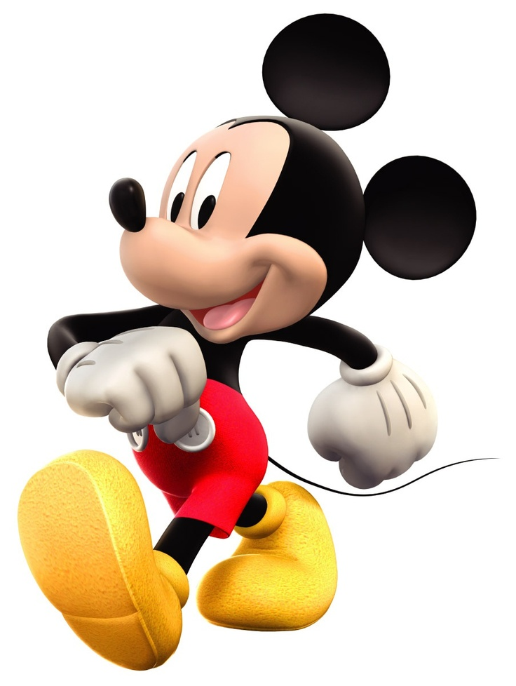 Disney Mickey Renders More