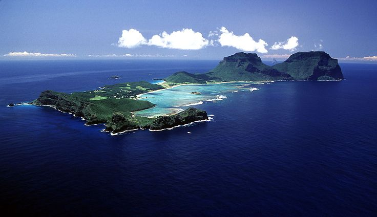 SYDNEY: Visit Lord Howe Island