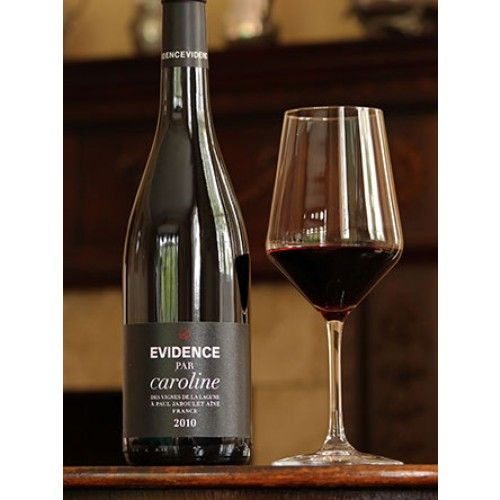 An extraordinary blend of Bordeaux and Rhone grapes in this dark, full-bodied wine.