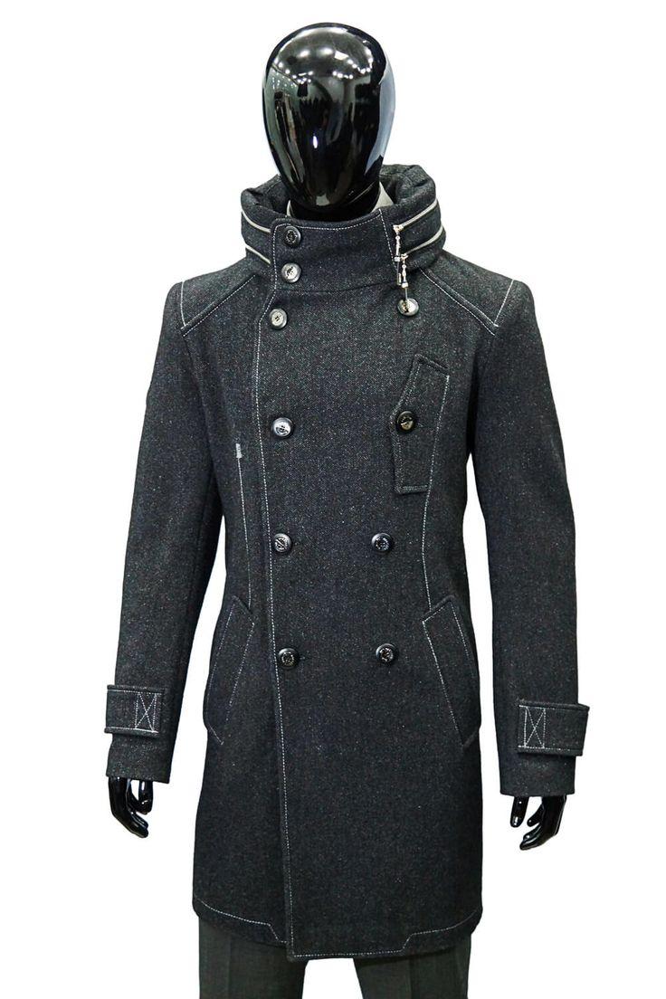 Мужское пальто P-34