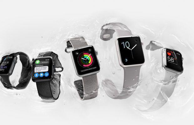 Apple Watch 2, lansat cu GPS, suport Pokemon Go si rezistenta la apa