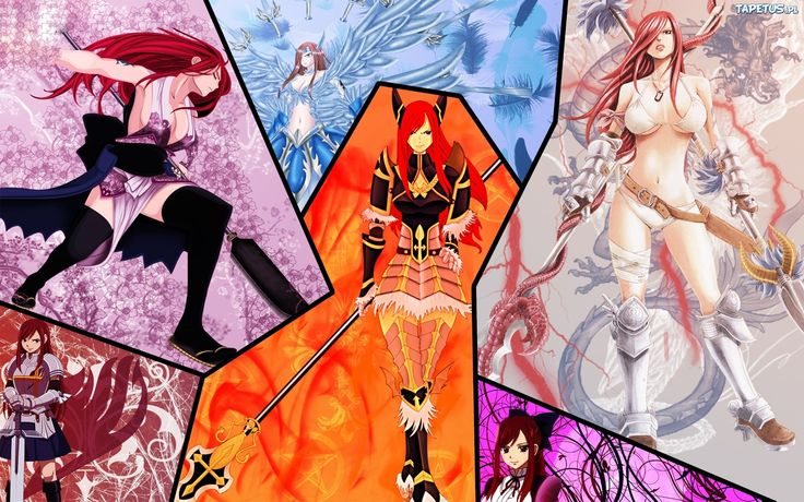 Fairy Tail Erza Scarlet Armor MangaGrounds - Read Fairy Tail Manga Online | Fairy Tail Forums