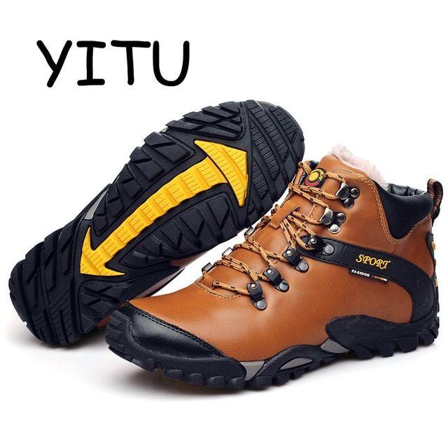 Yitu Fashion Shoes | Outdoor Sports Walking Hiking Trekking
