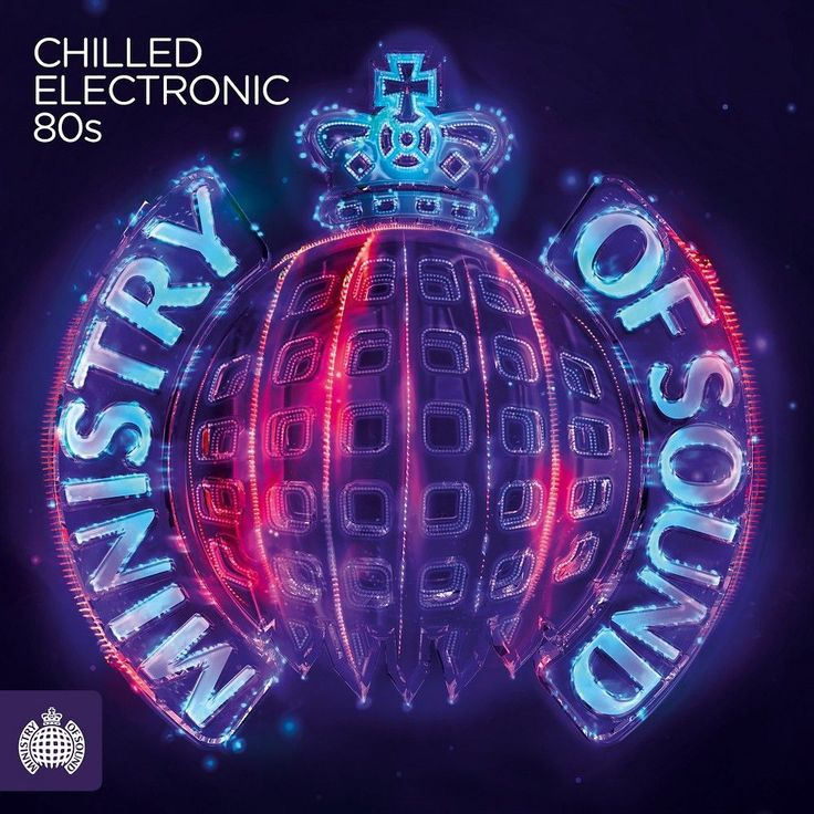 Various Artists - Chilled Electronic 80s