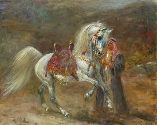 Upon her return to the UK, in 2003, and inspired by the sheer power and grace of these stunning animals, Lesley took up art as a full time career in order to concentrate on painting horses.