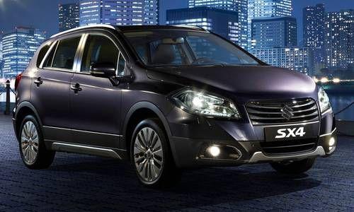 #Suzuki #Scross. Le Crossover   polyvalent aux lignes élégantes et affirmées qui évoquent le dynamisme.