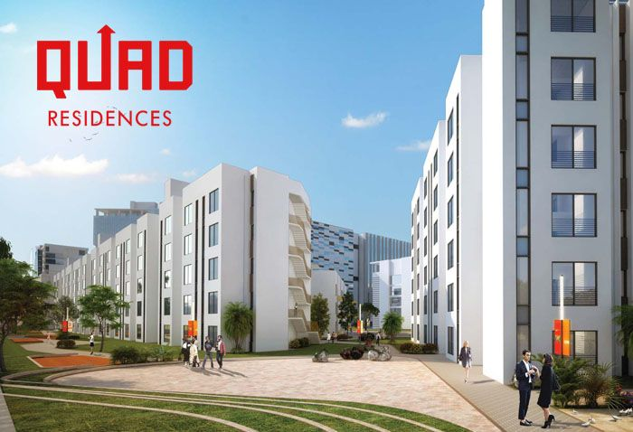 WTC Quad: A residence next to your office