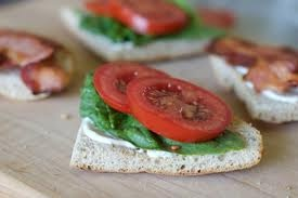at last, WCG's Tomato Sandwich Party!