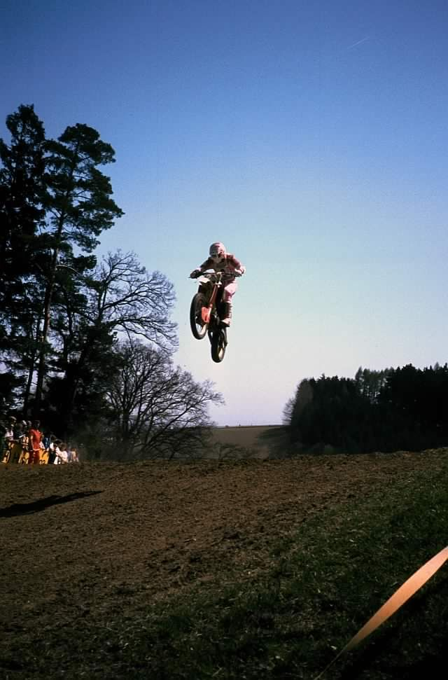 Jacky Vimond # 2 # Yamaha