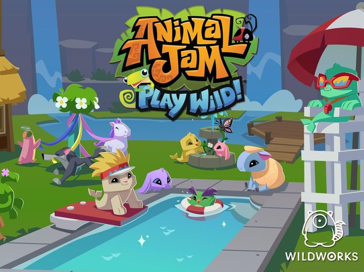 New seals in animal jam play wild