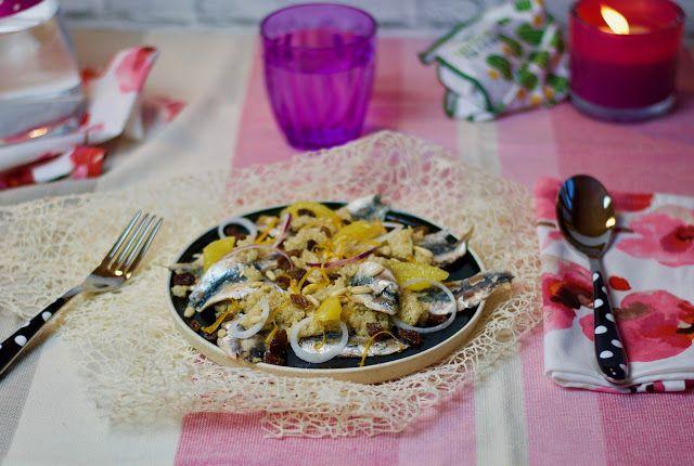 Innamorarsi in cucina: Quinoa... in saor
