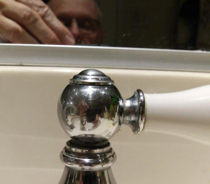 delta faucet handle removal no set