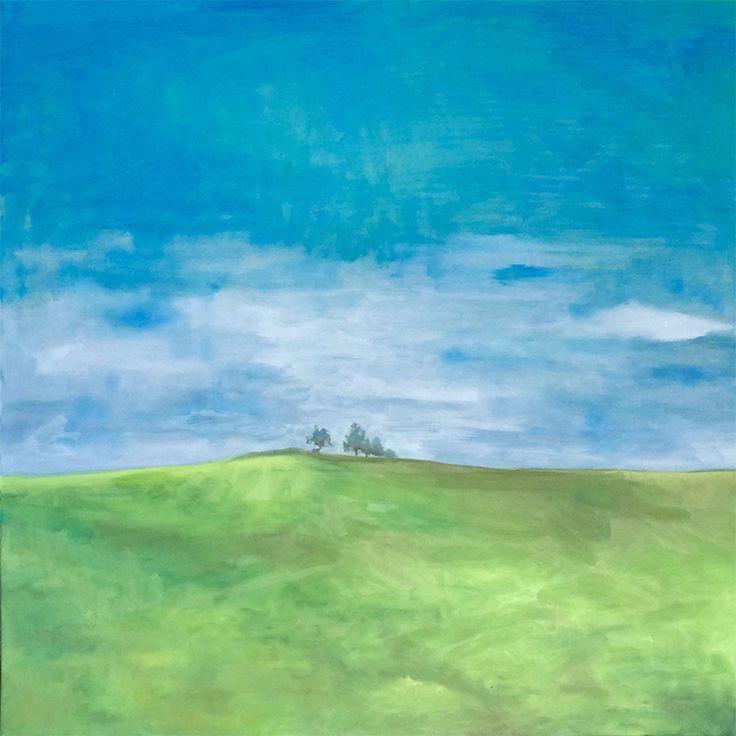 Jarka Drechslerová - plein air painting
