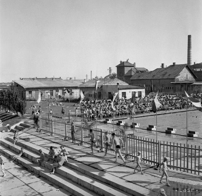 Bratislavské kúpaliská pred rokom 1980
