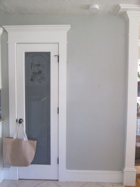 Benjamin moore horizon gray paint colors pinterest for Benjamin moore misty grey