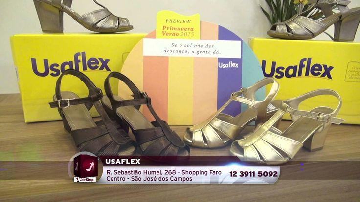 Novidade no Shopping Faro de São José: é loja da UsaFlex, onde conforto e bom gosto andam juntos!