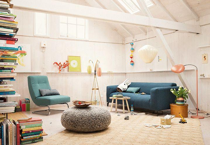 living room  Freistil, Rolf Benz
