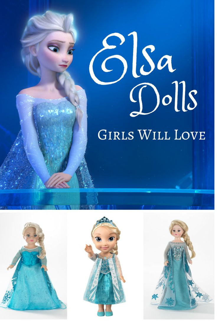 Mejores 8 Imgenes De Presents For Girls Ideas En Pinterest Coral Snap Circuits Sound Kit Image One Xumpcom Different Elsa Dolls Based Upon Disneys Frozen Movie Your Will Love