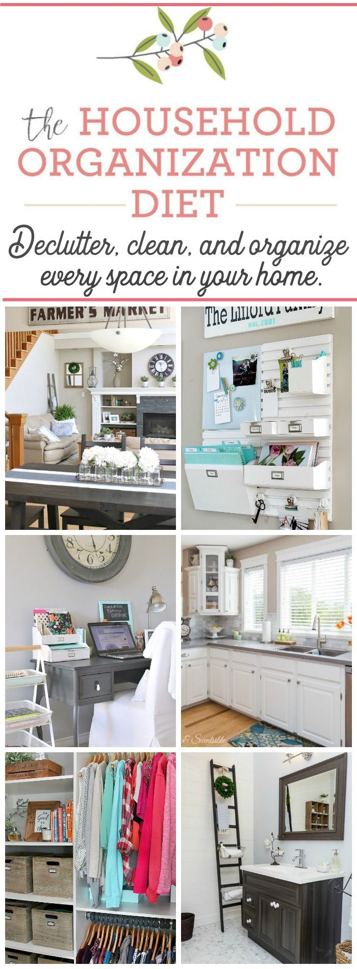 779 best Oh So Organized images on Pinterest | Organization ideas ...
