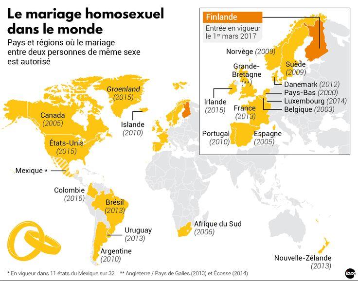 """Jusqu'ici opposée au mariage gay au nom du """"bien-être de l'enfant"""", la chancelière allemande Angela Merkel s'est déclarée pour la première fois ouverte à un vote """"en conscience""""des députés sur ce sujet. Si elle n'a pas forcément changé d'avis sur la question, elle a décidé de modifier sa stratégie électorale. """"Je souhaite orienter la discussion dans une direction qui relève de la décision de conscience plutôt que de vouloir imposer quoi que ce soit """", a-t-el..."""