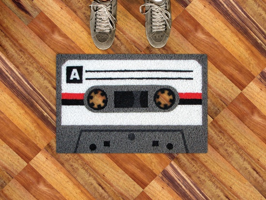 noice!: Tape Doormat, Idea, Stuff, Cassette Tape, By Mats, House, Products, Design
