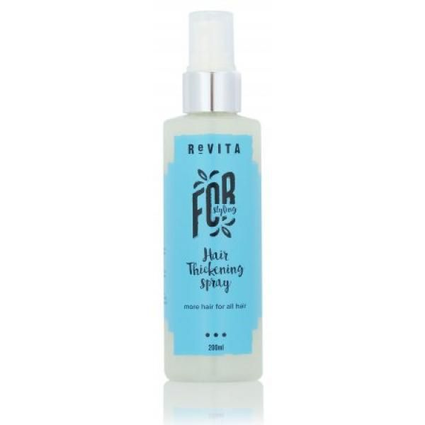 Revita For Styling Hair Thickening Spray