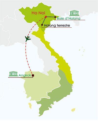 circuit vietnam cambodge 15 jours - Le voyage m'a laissé beaucoup à offrir. Je serai de retour quand j'ai le temps
