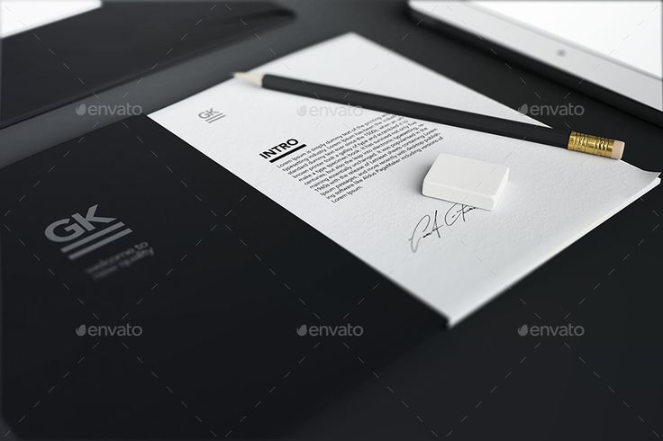 Stationery / Branding / Identity Mock-Up | GraphicRiver