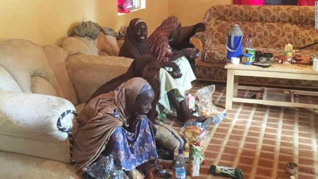 Full Names Of The 21 Chibok Girls Released Today By Boko Haram