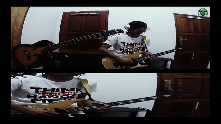 Led Zeppelin - Stairway To Heaven Solo Guitar Cover By Muhammad Iqbal