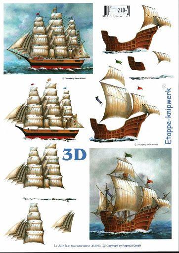 Homme bateau 3D 3 - Signe Pay - Picasa Web Albums