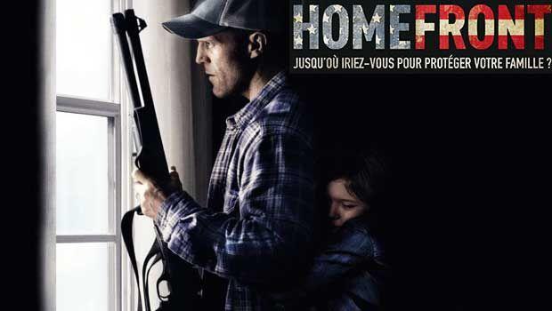 homefront film avec Jason Statham, d'un scénario de Sylvester Stallone, il devait être le Rambo 5, le dernier de la saga Rambo mais Sly se…