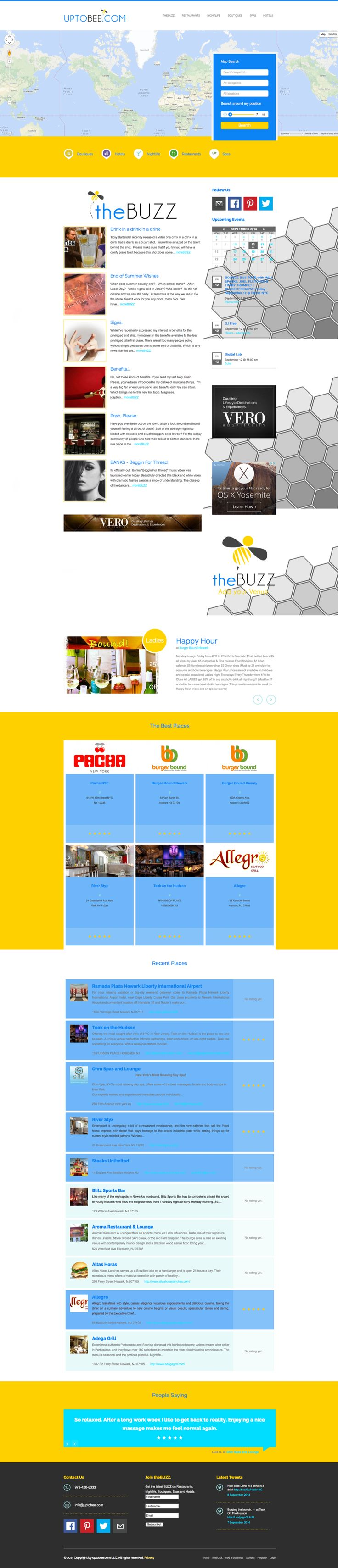 #AIT #Showcase: Get the latest BUZZ on Restaurants, Nightlife, Boutiques, Spas and Hotels at http://up2bee.com