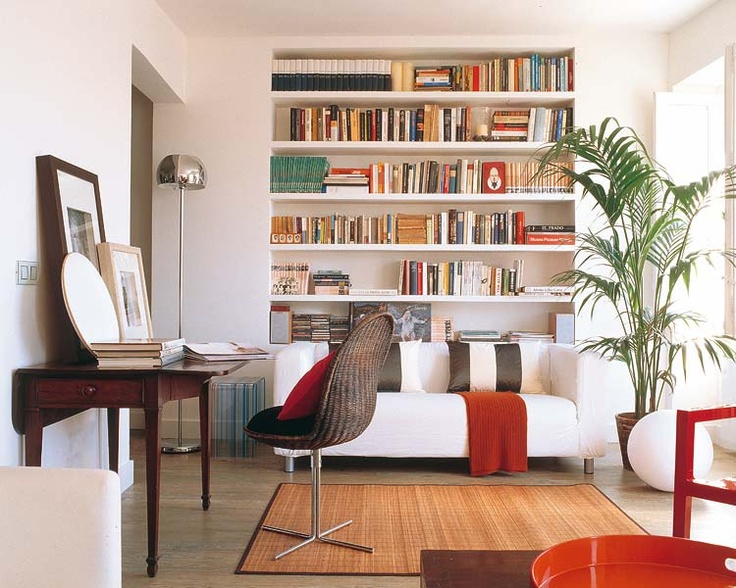 Reference When Arranging Bookshelves