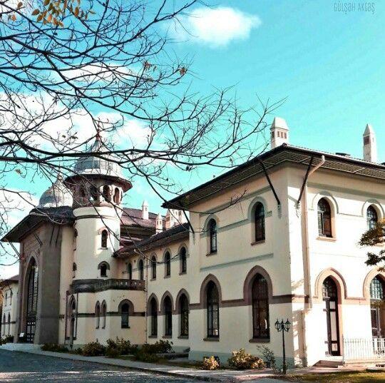 Karaağaç, Edirne, Turkey #edirne #turkey #history #architecture