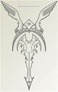 norse tattoos of strength - Bing images