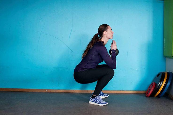 Vekttrening kan være svært gunstig også for løpere dersom det utføres riktig og er relevant for den spesifikke sporten. Sjekk øvelsene her.