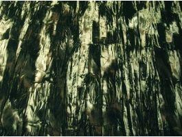 Crushed Velvet Moss Green