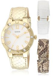 Guess W0163L2 Multi /White Analog Watch Online Shopping Store