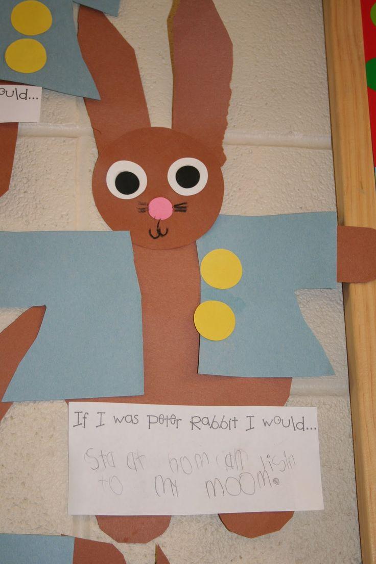 21 best FIAR Peter Rabbit images on Pinterest | Beatrix potter ...