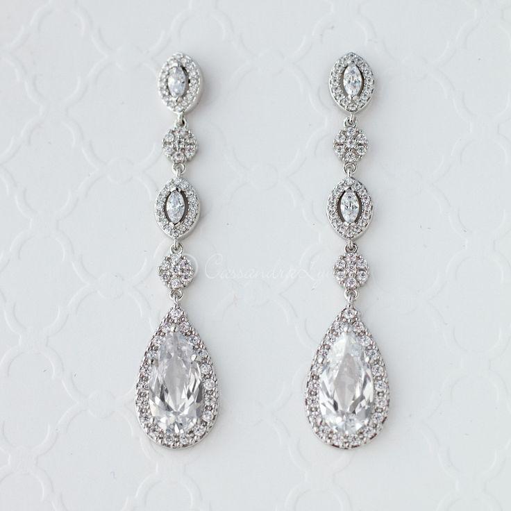 The 25+ best Prom earrings ideas on Pinterest