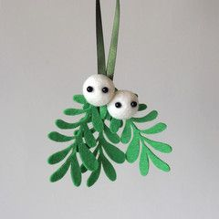 Mistletoe Decoration