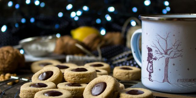 Božićni kolačići sa kavom i čokoladom