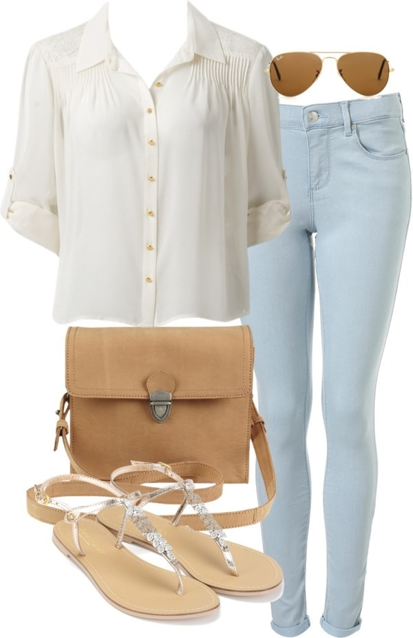 Eleanor Calder inspired outfit