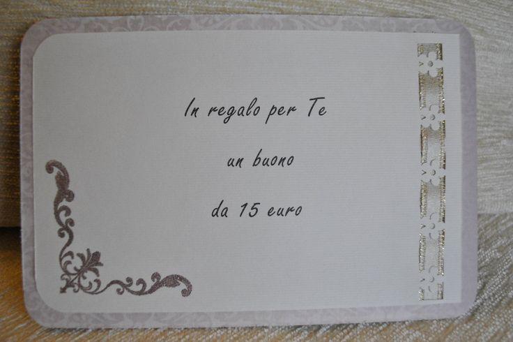 Idea di cartoncino regalo, commissionato da estetiste, parrucchiere. Modificando la scritta può diventare una cartoncino di auguri. di ScheetsOfFancy su Etsy